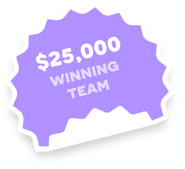 Coast 2 Coast - Sticker - $25,000 winning team